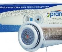 Вентиляційні системи ТМ «Прана»